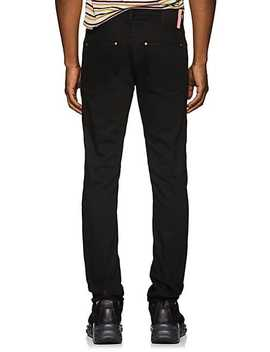 Max Organic Cotton Blend Skinny Jeans by Acne Studios