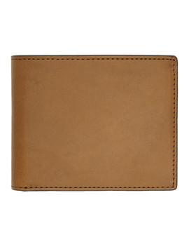 Brown Hampshire Bifold Wallet by Rag & Bone