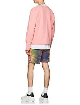 Oslave E Crayfish Embroidered Cotton Sweatshirt by Acne Studios