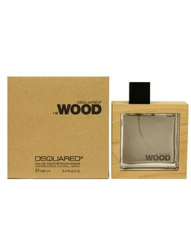 Dsquared Wood Uomo Edt 100 Ml Vapo by Dsquared²