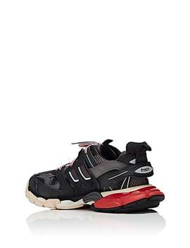 Track Tech Fabric Sneakers by Balenciaga