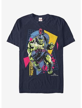 Marvel Thor: Ragnarok Hulk Retro T Shirt by Hot Topic