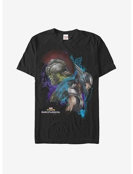 Marvel Thor: Ragnarok Friend Fight T Shirt by Hot Topic