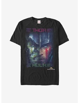 Marvel Thor: Ragnarok Hulk Battle T Shirt by Hot Topic