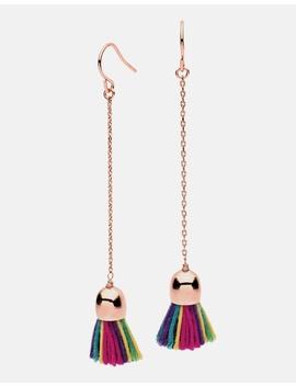 Candytuft Earrings by Dear Addison