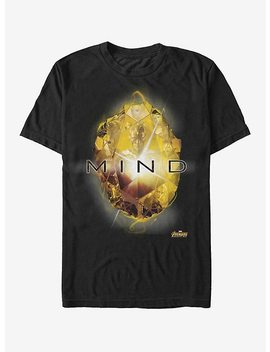Marvel Avengers: Infinity War Mind Stone T Shirt by Hot Topic