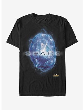 Marvel Avengers: Infinity War Space Stone T Shirt by Hot Topic