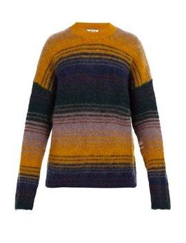 Nosti Stripe Sweater by Acne Studios