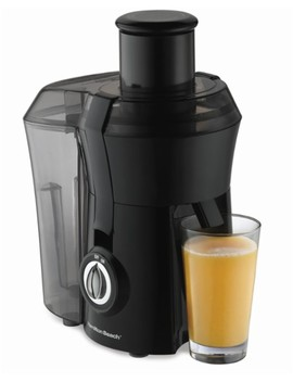 Health Smart Juice Extractor   Black by Hamilton Beach