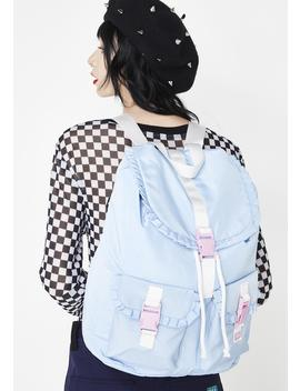 Frill Seeker Backpack by Lazy Oaf