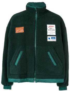 Fleece Bomber Jacket by Ader Error