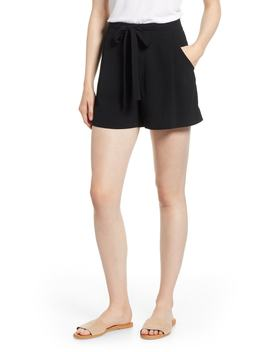 Claudia Tie Front Shorts by Habitual