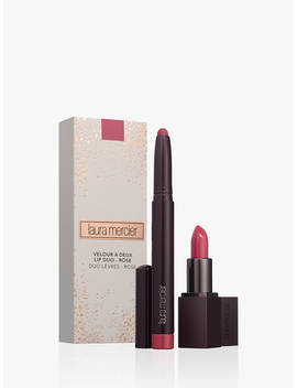Laura Mercier Velour A Deux Lip Duo Set, Reds by Laura Mercier
