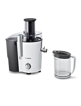 Bosch Mes25 A0   Juice Makers (Black, White, Stainless Steel, Stainless Steel, Plastic) By Bosch by Amazon