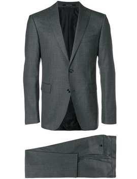 Formal Plain Suit by Tagliatore