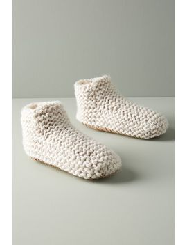 Lemon Rain Cloud Slippers by Lemon