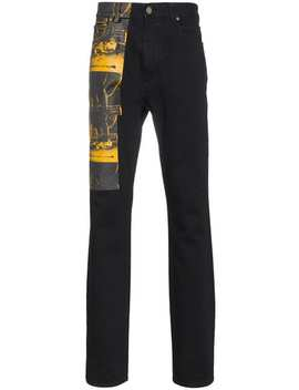 Jeans Mit Warhol Print by Calvin Klein 205 W39nyc