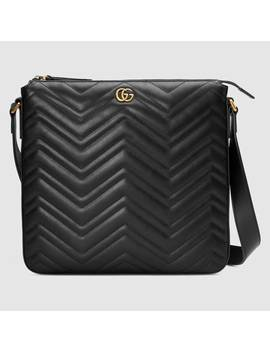 Gg Marmont Messenger Bag by Gucci