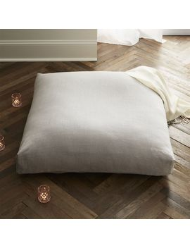 Sedona Large Zabuton Floor Pillow by Crate&Barrel