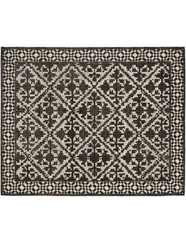Montage Mosaic Tile Rug 8'x10' by Crate&Barrel