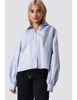 Volume Sleeve Shirt by Na Kd Trend