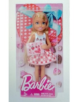 Barbie Chelsea Mini Doll ~ Valentines Day Edition (Mattel) by Barbie