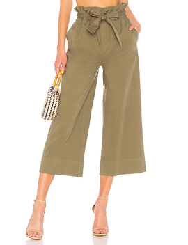 Paper Bag Trouser by Frame