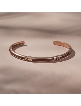 Elephant Color Infusion Thin Cuff by Alex And Ani