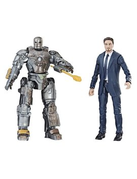 Marvel Studios: The First Ten Years Iron Man Tony Stark And Mark I by Marvel