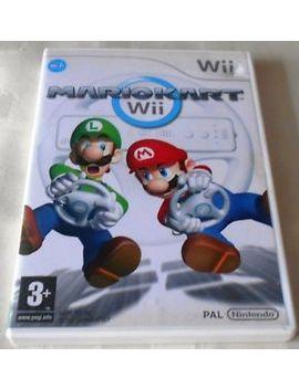 Mario Kart Wii   Nintendo Wii Game   Wii / Wii U by Ebay Seller