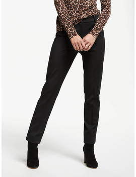 Weekend Max Mara Learco Trousers, Black by Weekend Max Mara