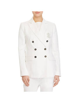 Polo Ralph Lauren Vinnazzo Jacket, White by Ralph Lauren