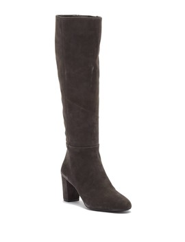 Lucy Suede Knee High Boot by Michael Michael Kors