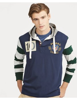 Classic Fit Rugby Hoodie by Ralph Lauren
