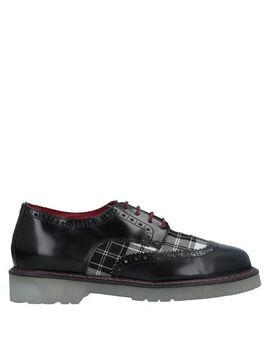 Maison Zero Q Laced Shoes   Footwear by Maison Zero Q