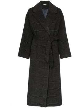 Woodside Belted Coat by Ganni