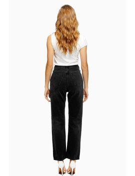 Black New Boyfriend Jeans by Topshop