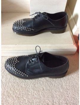 Mens Dr Martens Edison  3 Eye Shoe Leather Shoes  Uk 11 by Ebay Seller