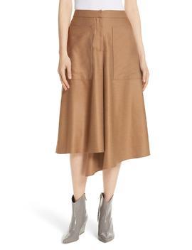 Asymmetrical Skirt by Tibi