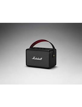 Marshall Kilburn Ii Tragbarer Bluetooth Lautsprecher   Schwarz by Amazon