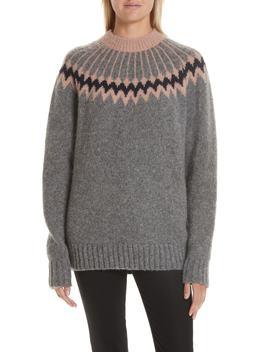 Olympia Wool Blend Sweater by Grey Jason Wu
