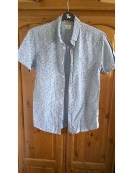 Mens Small Geometric Style Pattern Shirt by Ebay Seller