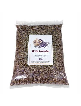 Dried Lavender   Aromatic 250g Premium Quality   Food Grade   Herbal Tea by Chilli Wizards