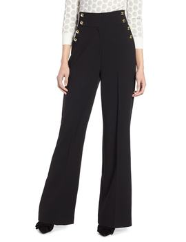 X Atlantic Pacific High Waist Wide Leg Pants by Halogen®