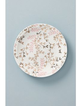 Livinia Canape Plate by Anthropologie