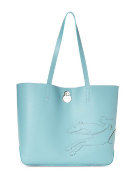 Jade Shop It Medium Leather Tote by Longchamp