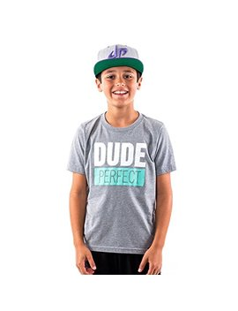 Dude Perfect Epic Shot Youth T Shirt by Dude Perfect