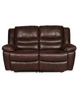 Liam Manual Rocking Reclining Loveseat by Chelsea Home Furniture