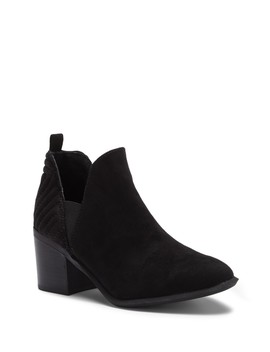 Addison Slip On Bootie by Carlos By Carlos Santana