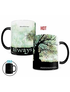 Morphing Mugs Harry Potter Snape After All This Time Always   Heat Reveal Ceramic Coffee Mug   11 Ounce by Morphing Mugs